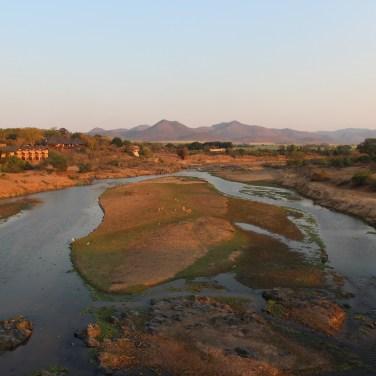 Paysages incroyables du Kruger