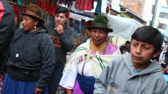 Au milieu du monde…en Equateur