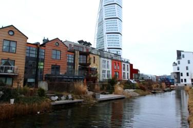Le quartier écolo de Malmö..BO01