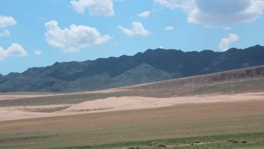 Le Gobi..un désert pas comme les autres.