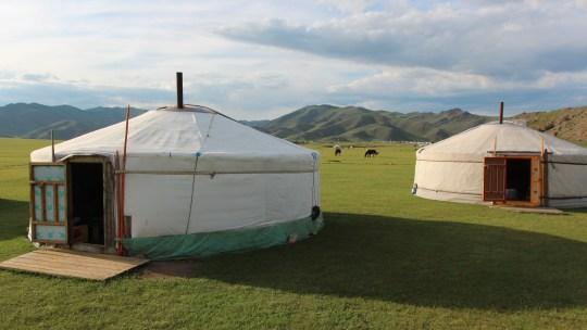 Rendez-vous dans la vallée de l'Orkhon…(Mongolie)