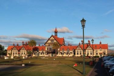 le musée de Rotorua