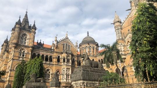 Inde 2019..début de l'aventure à Mumbai