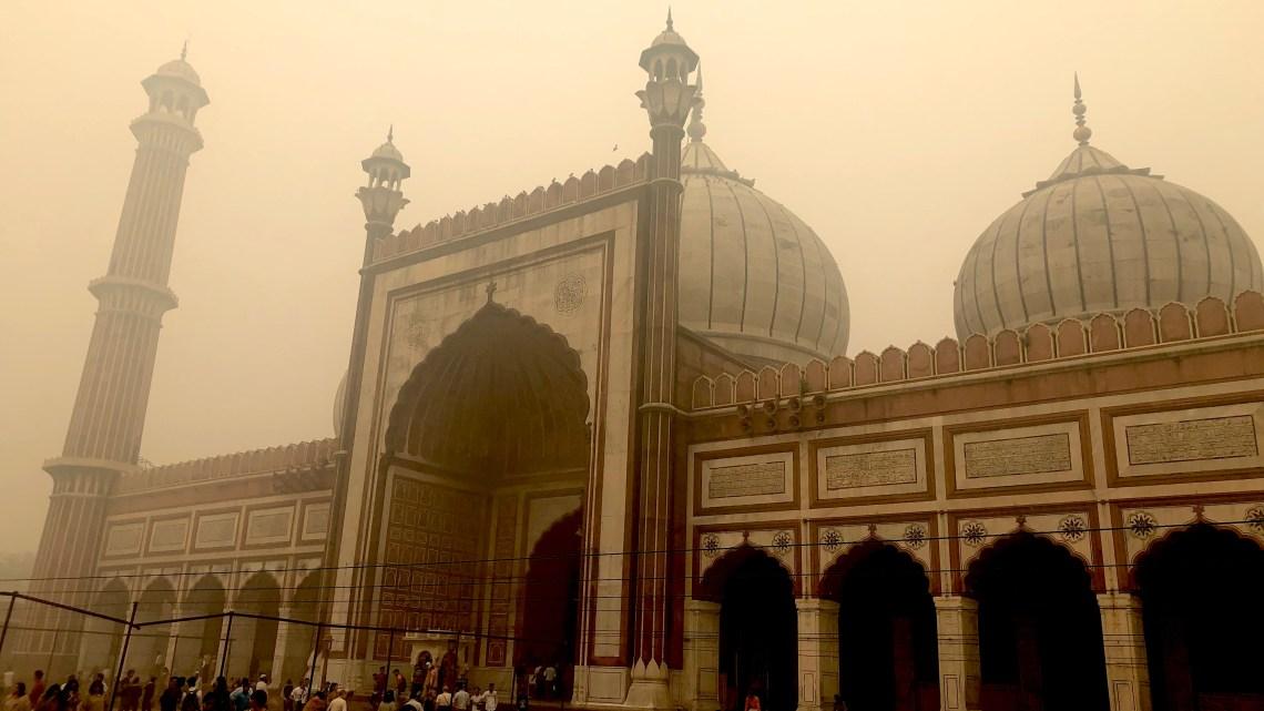 Quelques images de Delhi…