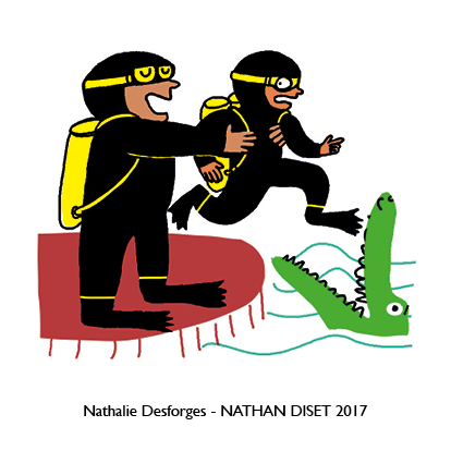 Nathalie Desforges jeu de cartes orthographe - Nathan Diset22