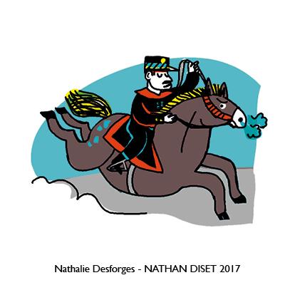 Nathalie Desforges jeu de cartes orthographe - Nathan Diset28