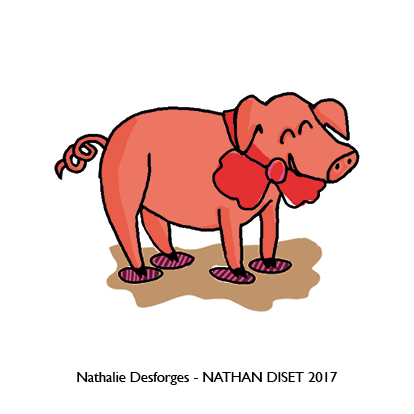 Nathalie Desforges jeu de cartes orthographe - Nathan Diset47