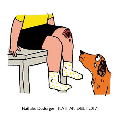 Nathalie Desforges jeu de cartes orthographe - Nathan Diset6