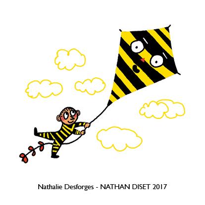 Nathalie Desforges jeu de cartes orthographe - Nathan Diset60