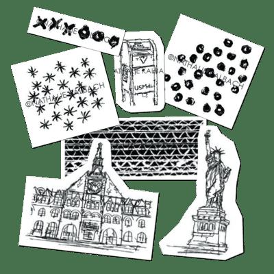 n*Studio Stamps