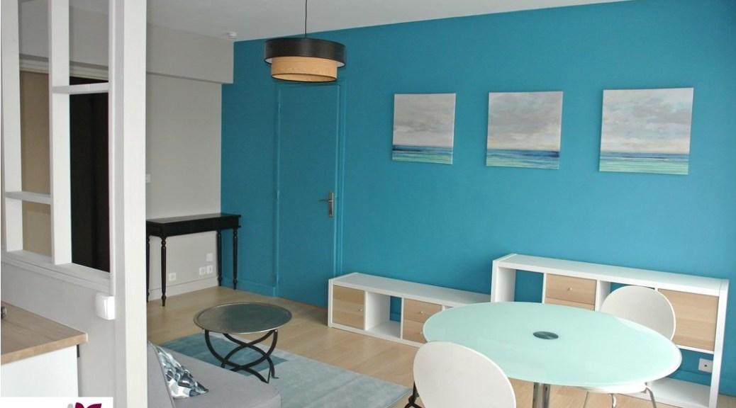 Appartement rénové par Nathalie Style Décoration