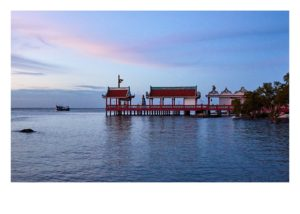 Chao Mae Hin Khao Chinese Shrine Fine Art Print