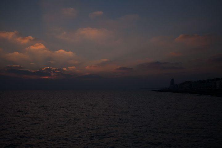St Leonards Sunset