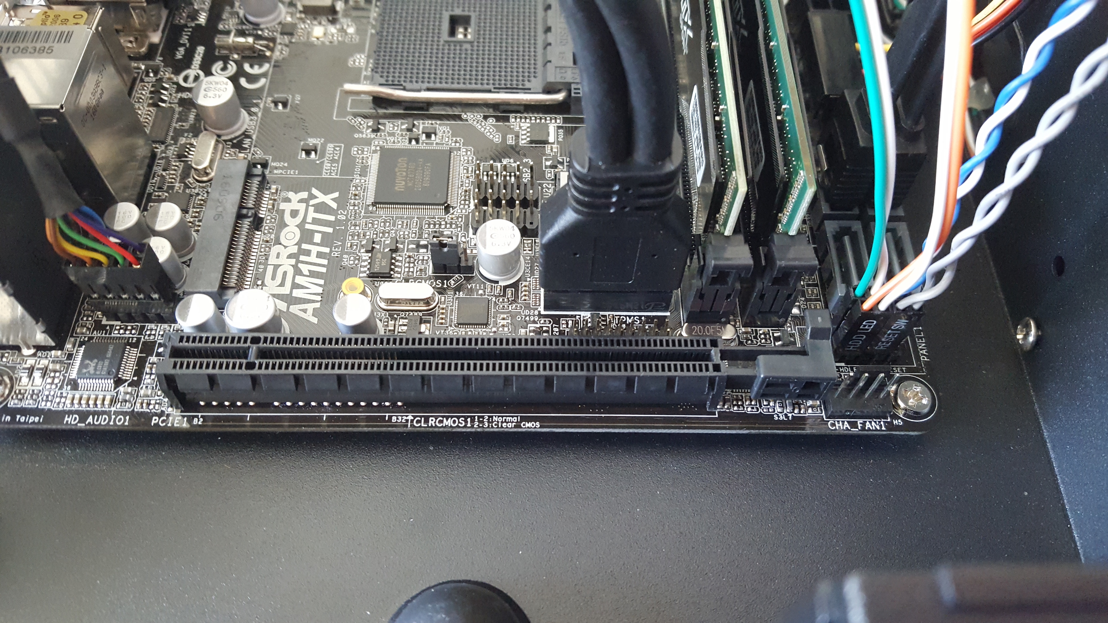Proxmox Virtualization Server Part 1: AMD Athlon 5370 Mini