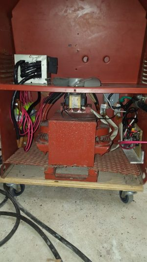 AC225 Welder Amperage Control with SCRs  Next Project