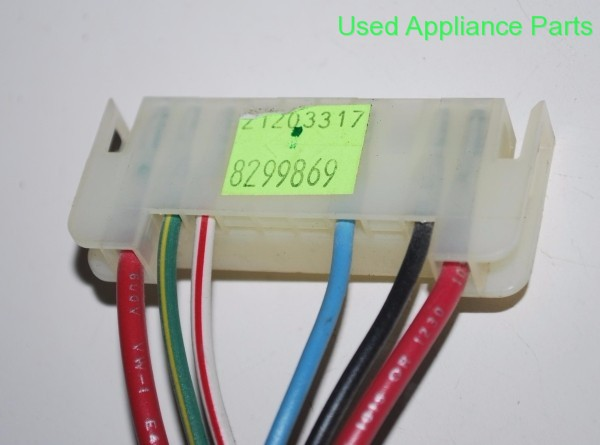 The Original Wiring Harness: Whirlpool Dryer Motor Replacement Wiring Harness At Gundyle.co