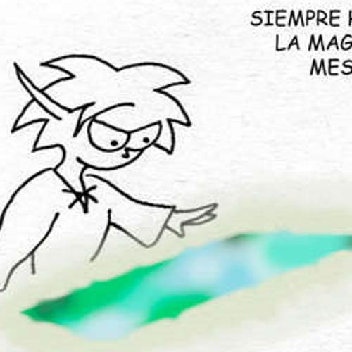 Leer webcomic La Grande 64
