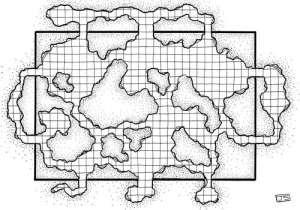 Sexto mapa para el Maptober 2020 - Pincha en la imágen para descargar el mapa de rol Gratis