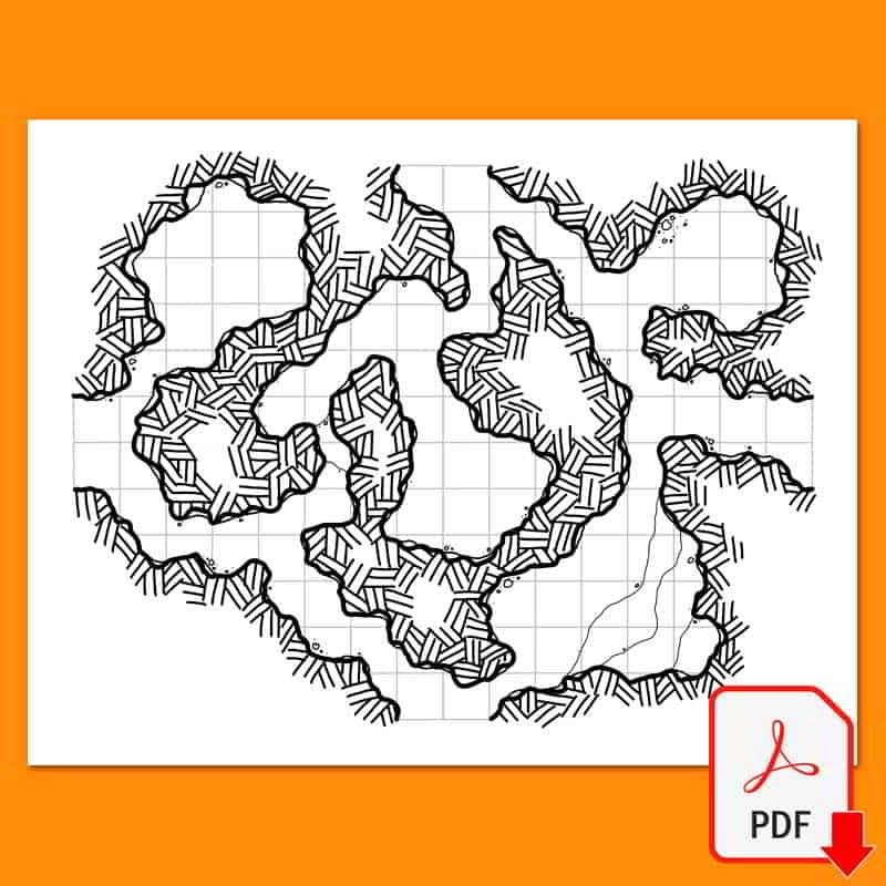 Mapa 04 del Maptober 2021