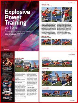 Inside Fitness Magazine Fall 2008