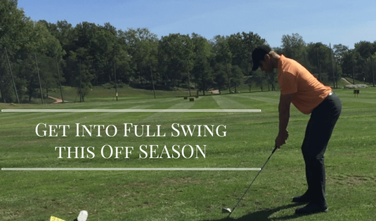 Golf Offseason training