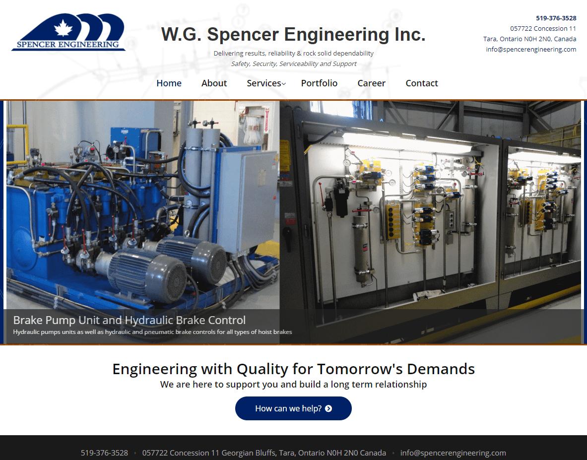 Spencer Engineering