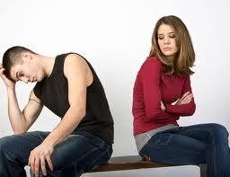 Why do couples argue