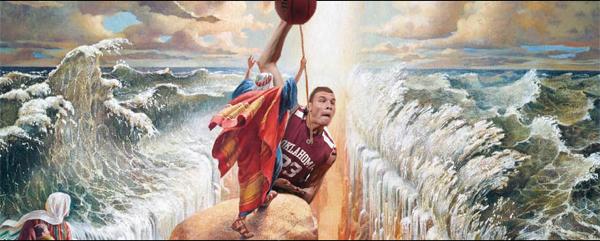 """Blake """"Milkshake"""" Griffin on Moses"""