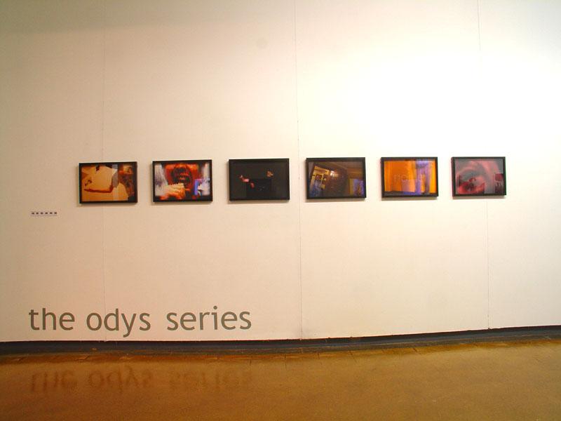 odys series prints