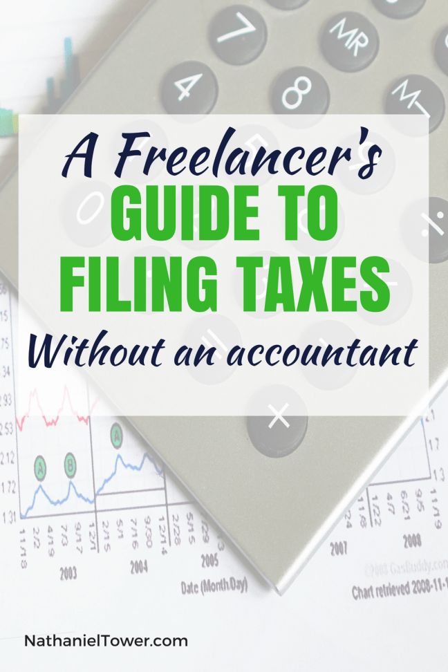 Tax Time for Writers: How To Report Your Writing Income