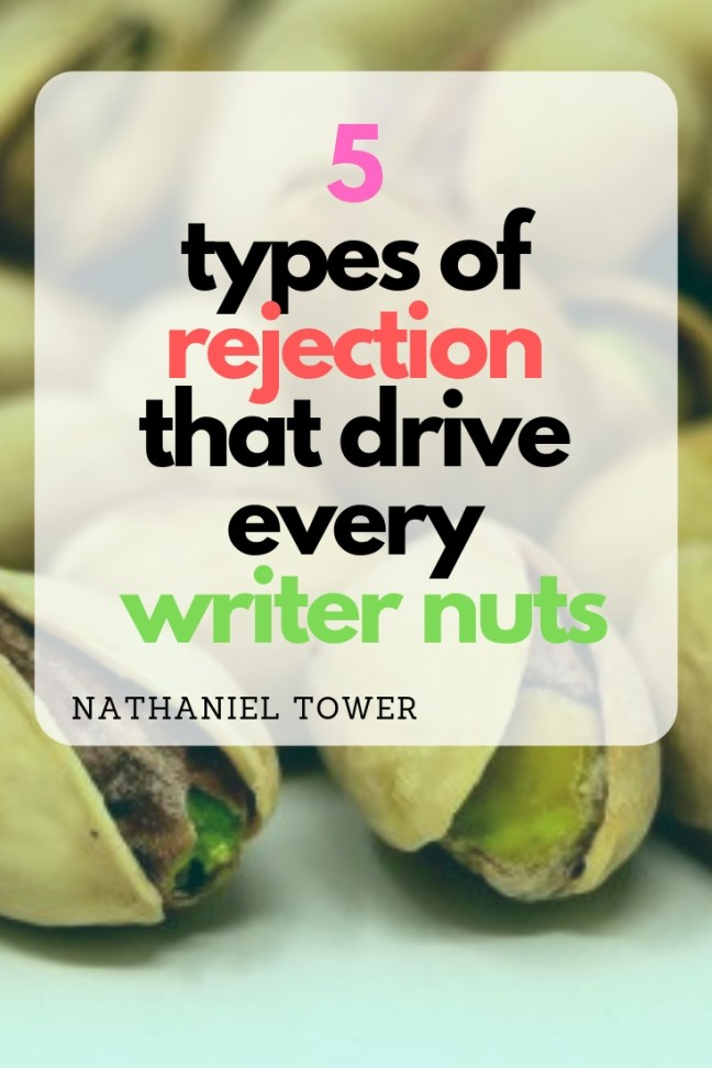 5 Types of Rejection that Drive Every Writer Nuts