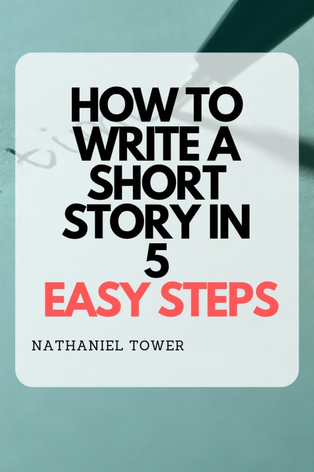How to write a short story in 5 easy steps