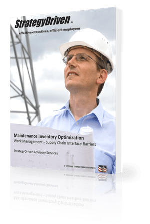Maintenance Inventory Optimization Whitepaper | Digital Products Platform | Nathan Ives