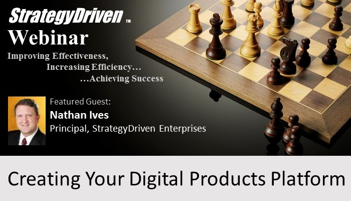 Digital Products Platform Webinar | Nathan Ives