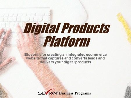 Digital Products Platform | Nathan Ives | Training Program