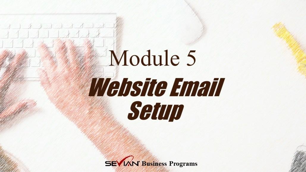 Website Email Setup, Digital Products Platform, Nathan Ives