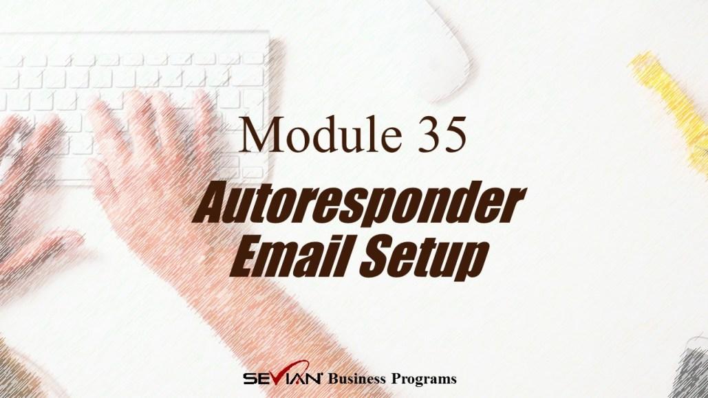 Autoresponder Email Setup, Digital Products Platform, Nathan Ives
