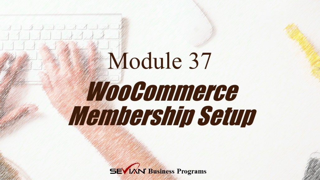 WooCommerce Membership Setup, Digital Products Platform, Nathan Ives