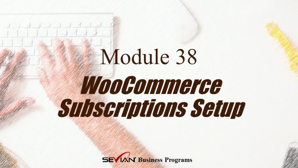 WooCommerce Subscriptions Setup, Digital Products Platform, Nathan Ives