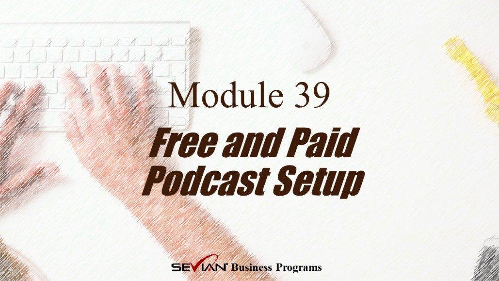 Free and Paid Podcast Setup, Digital Products Platform, Nathan Ives