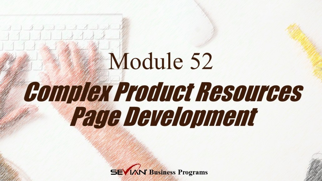 Complex Product Resources Page Development, Digital Products Platform, Nathan Ives