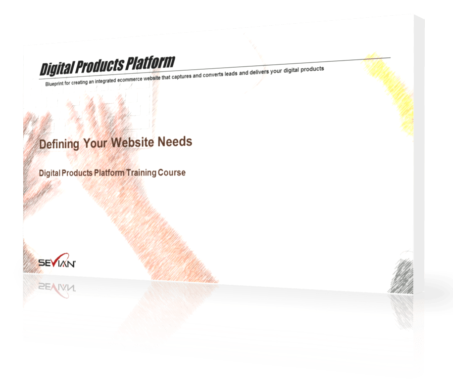 Defining Your Website Needs   Nathan Ives   Digital Products Platform