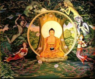 boeddha massage en welzijn