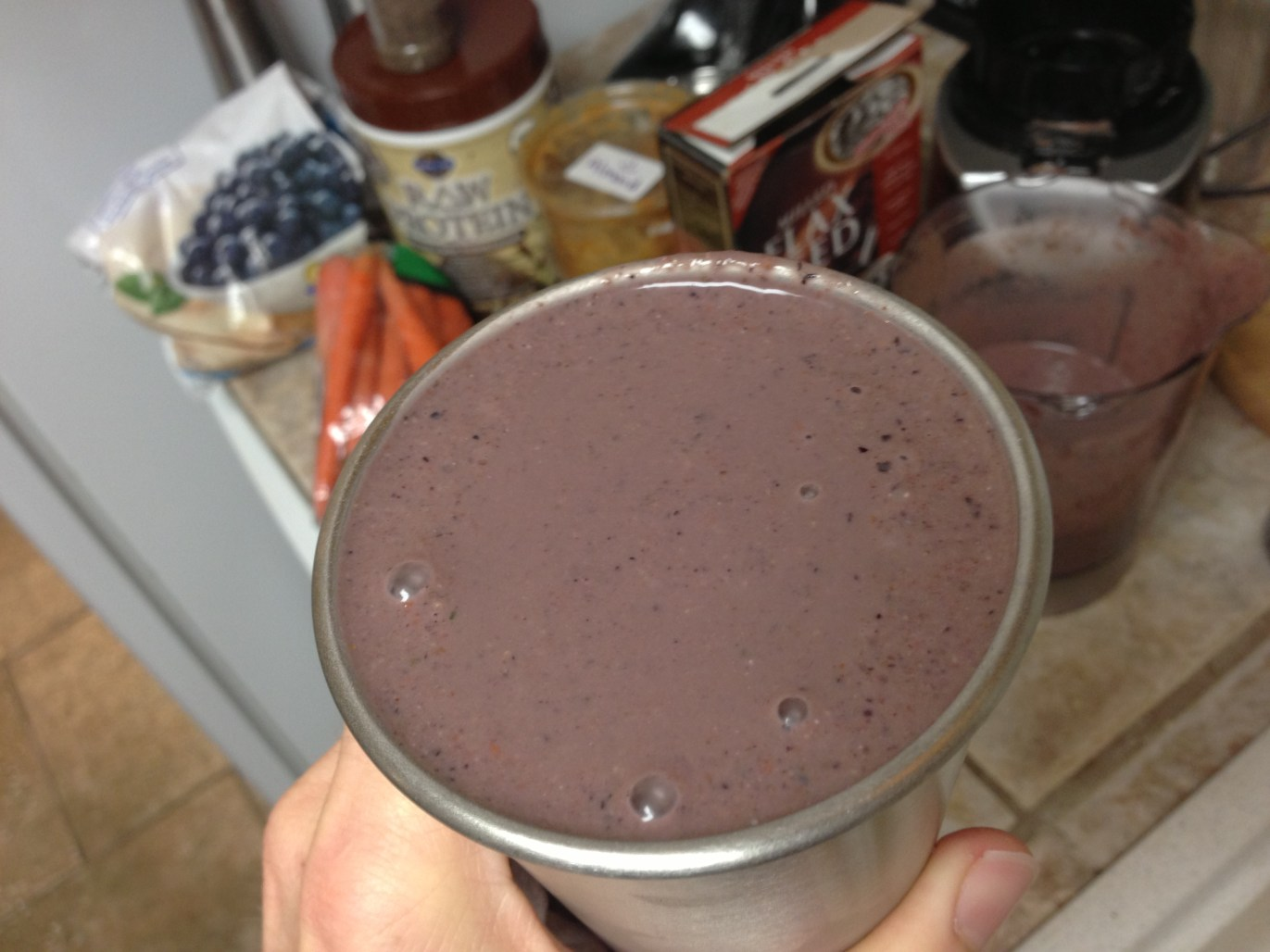 Nathan's Post Run Smoothie