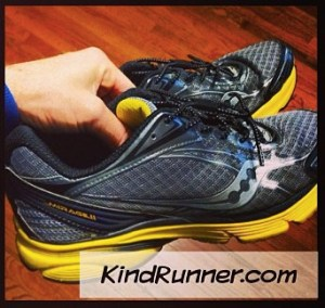 Even after 500 miles these shoes just keep on going! #KindRunner