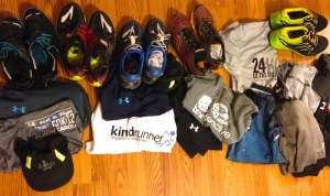 Clothing and Gear for 24 Hour Ultra Marathon