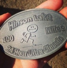 Hinson Lake 100 Mile Buckle