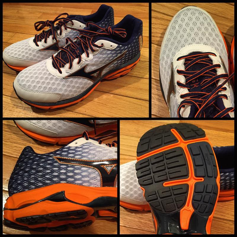 679413a7 Review of the Mizuno Wave Rider 18 [AD] | Nathan Maxwell (@SocialShark)