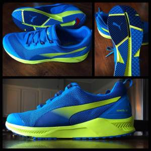 PUMA training shoe