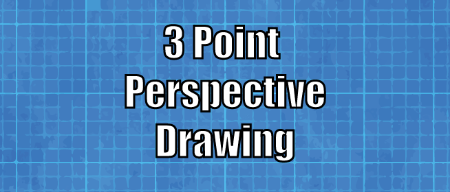 3 Point Perspective Drawing
